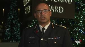 Counter-terrorism officer praises 'acts of bravery' during London Bridge knife attack