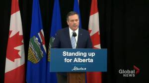 Kenney 'obviously disappointed' with SCOC decision on federal carbon tax (08:13)
