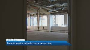 What is vacancy tax and how can it change Toronto's housing market? (04:40)