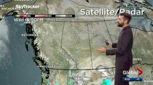 Edmonton weather forecast: Wednesday, October 21, 2020 (03:03)