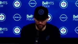 RAW: Winnipeg Jets Blake Wheeler Interview – Mar. 1 (05:28)