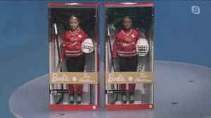 Special edition Hockey Barbie (04:10)