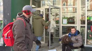 Street outreach workers support homeless on the streets of Kingston