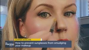 Summer makeup hacks for fresh and smooth skin (05:52)