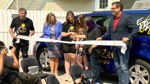 Emergency shelter for youth officially opens in Saskatoon (01:27)