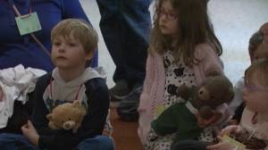Museum of Health Care hosts the annual Teddy Bear Hospital on Family Day