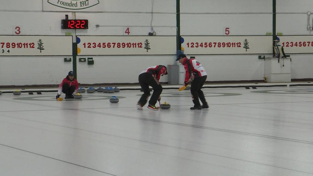 Kingston curling rink to defend title at Ontario championship tournament in Cornwall