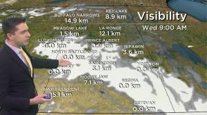 Foggy mornings ahead: March 2 Saskatchewan weather outlook (02:22)