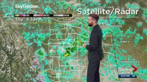 Edmonton weather forecast: Thursday, May 13, 2021 (03:00)