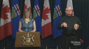 Alberta announces first death from COVID-19
