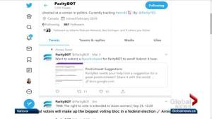 ParityBOT uses AI to combat abusive tweets to female election candidates