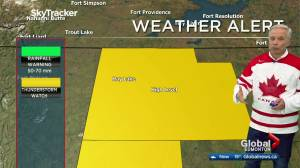 Edmonton afternoon weather forecast: Tuesday, June 30, 2020