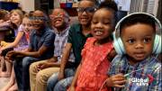 Play video: Texas family adopts five siblings previously separated in foster care