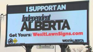 Talk of Alberta separation on the rise following 2019 Federal Election results