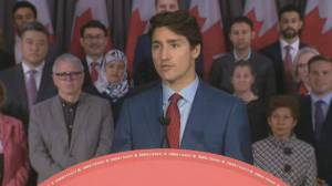Trudeau aims to move past racist controversy, promises tighter gun laws