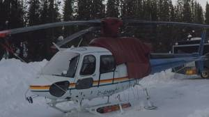 Global exclusive: first reported mid-air collision between RCMP helicopter and drone