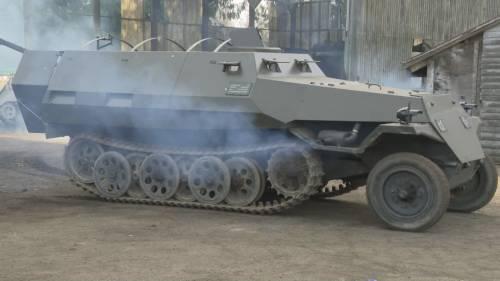 Surrey man posts WWII tank for sale on Craigslist | Watch ...