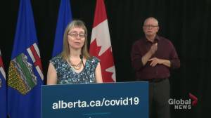 Alberta COVID-19 update: Tuesday, June 30, 2020 (01:32)