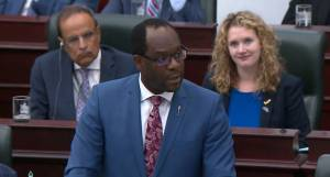 Introducing Kaycee Madu — Alberta's new justice minister (01:52)