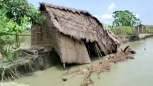 Floods in India's Assam force more than a million from their homes