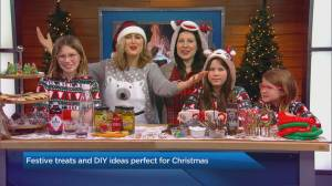 Festive DIY ideas perfect for Christmas