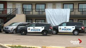 Edmonton homicide unit investigating death at southside motel