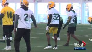 Edmonton Eskimos prepare for 2019 CFL playoffs