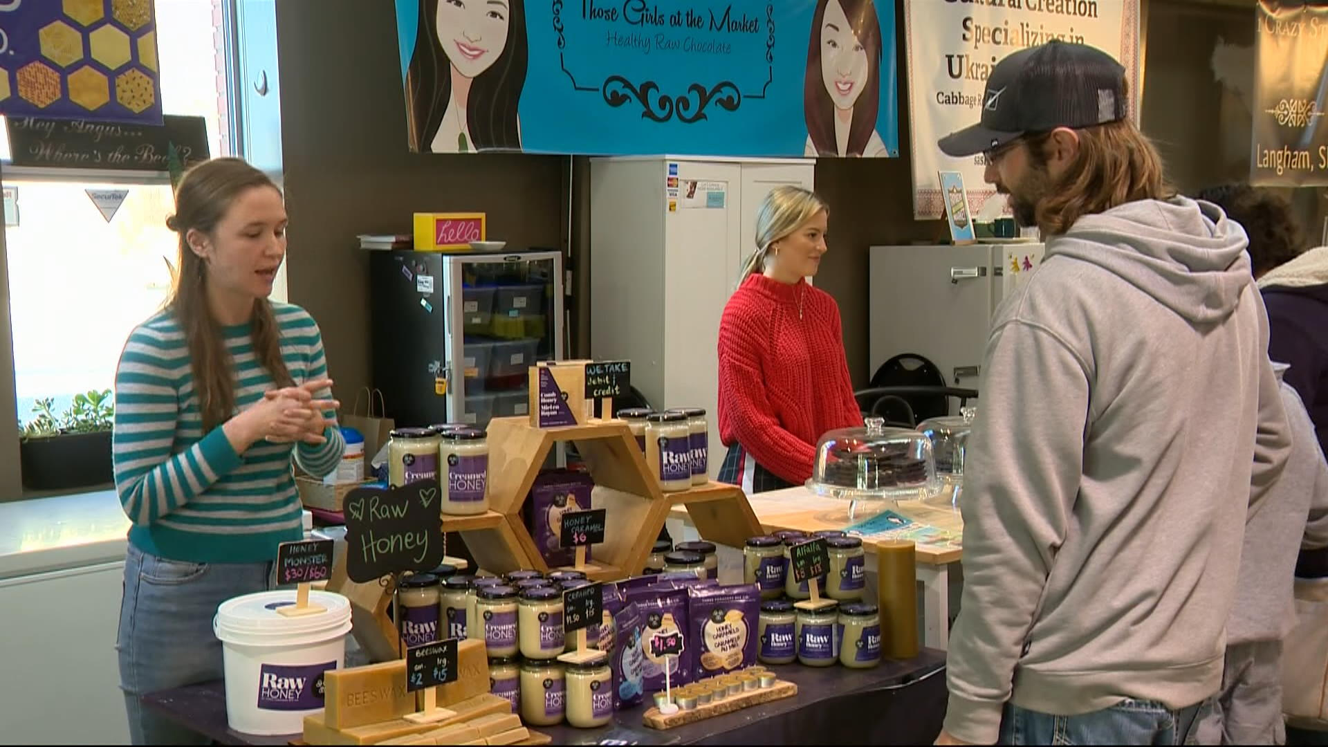 Celebrating small business week in Saskatoon