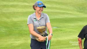 Brooklin Fry claims 102nd Saskatchewan Amateur Women's Championship