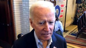 Biden speaks after Harris drops out of 2020 Presidental race