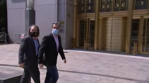 Former Trump lawyer Michael Cohen back in jail after routine court appearance
