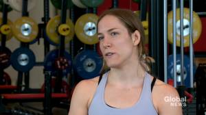 Alberta wrestler gearing up for second chance at Olympic glory (02:03)