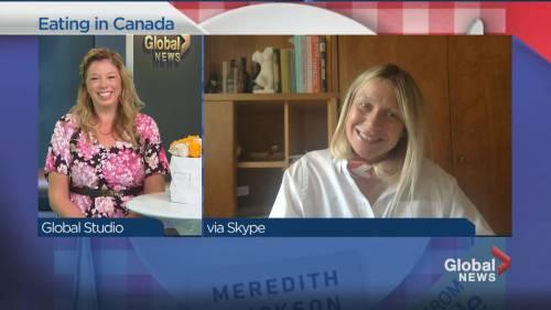 Canadian food audio series | Watch News Videos Online