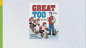New book pays tribute to Canada's Hockey dad (05:03)