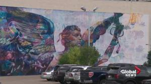 Edmonton Arts Council marks 25 years  in the city (01:40)