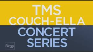 TMS Couchella: Charles Esten performs 'Sweet Summer Saturday Night'