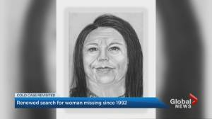 Toronto police search for woman missing for 28 years (01:46)