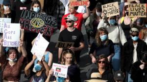 Thousands attend Black Lives Matter protests across Australia