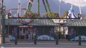 Concerns about Playland reopening amid pandemic third wave (00:33)