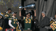 Play video: Ryan King discusses his decision to leave the Edmonton Football Team