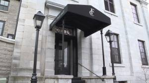 The owners of a renovated Kingston hotel appeal for government pandemic support (02:12)
