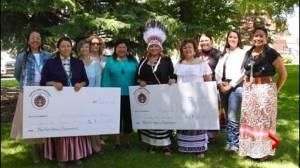 Blackfoot women launch online portal for female entrepreneurs (02:01)