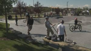 New skate park opens in northeast Calgary
