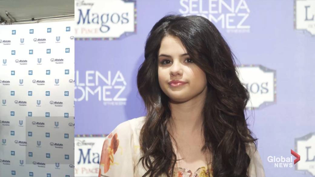 Click to play video 'Selena Gomez says people were 'attacking' her for weight gain after lupus diagnosis'