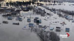 Peace River flooding forces hundreds of Fort Vermilion residents from their homes