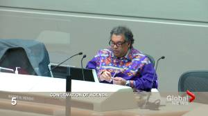 Calgary city council will reconvene July 5 to decide on mask bylaw repeal (02:04)