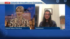 Sask. doctor on need for more measures to combat COVID-19 (04:31)