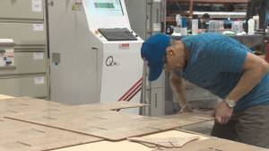 Edmonton plastics company hit by wave of orders for COVID-19 retail sneeze guards