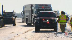 Slow down, move over: Tow truck operators ask Alberta drivers to consider their safety