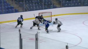 Saskatoon Blades prepare for life in the WHL bubble (01:51)
